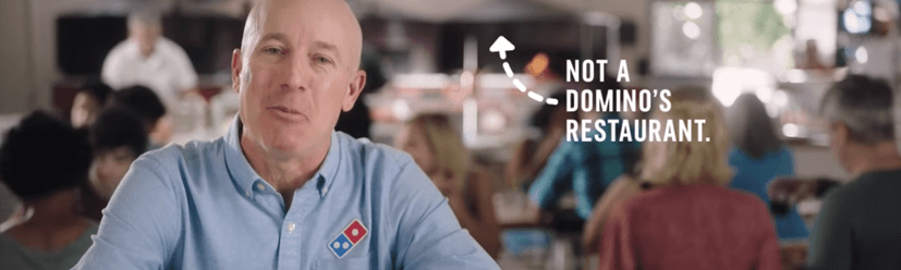 Domino's Points for Pies. What is really going on here? (Answer: A clever data grab from America's most tech-savvy chain.)