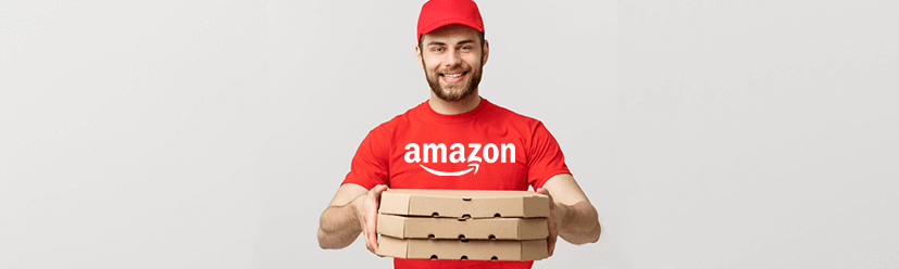Is Amazon cornering the delivery market?