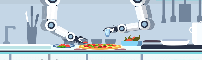 Forget robots delivering pizza – they aim to make your pizza too!