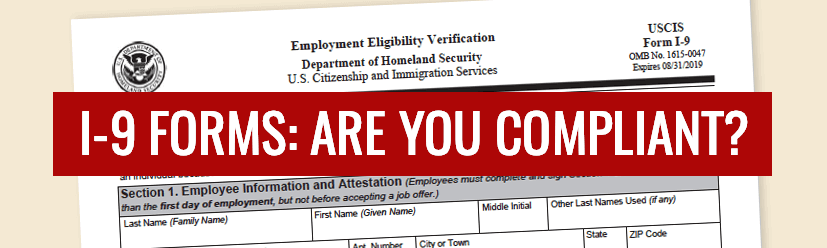 Common I-9 Mistakes: The Form that Could Put Your Restaurant at Risk